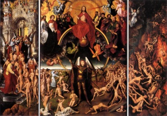 Hans Memline, the Last Judgment, 1471