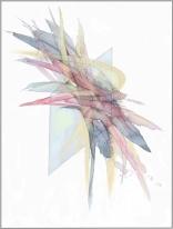 Dare, 40 x 30 cm, watercolour and pencil on paper